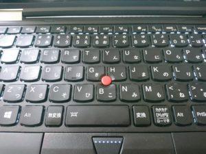 ThinkPad トラックポイント