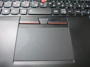 ThinkPadタッチパット
