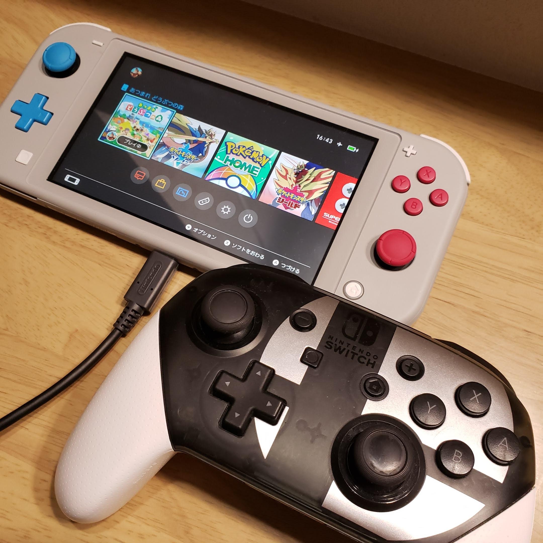 NintendoSwitchLiteは1台目にオススメじゃない理由